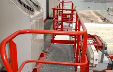 Panel Handrail