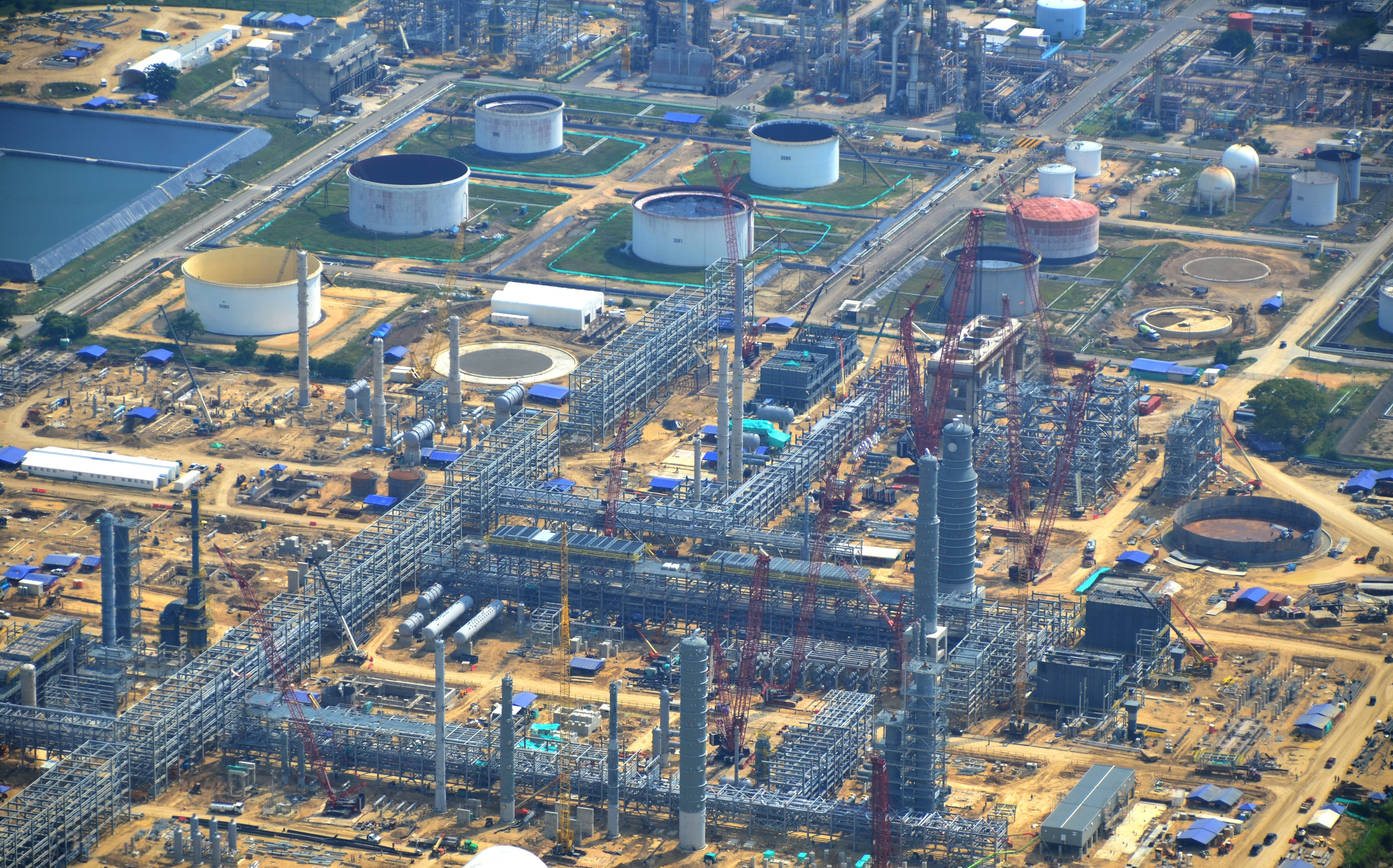 United State Houston LNG Project