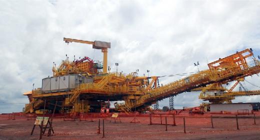 Australia FMG Project