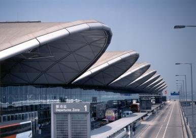 Extension Project of Hong Kong International Airport